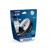 Philips Ксеноновая лампа Philips Xenon WhiteVision gen2 D2R 85126WHV2S1 35W 5000K