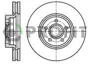 Тормозной диск PROFIT 5010-1225