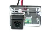 Камера заднего вида Fighter CS-HCCD+FM-73 для Peugeot 206 1998+, 207 2006-2012, 307 2001-2008, 307SW