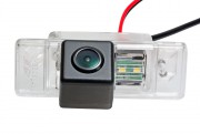 Камера заднего вида Fighter CS-HCCD+FM-74 для Citroen DS5, DS4, DS3, C5 / Peugeot 208, 2008