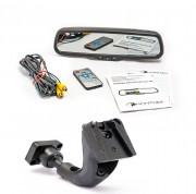 Штатное зеркало заднего вида с монитором и видеорегистратором Phantom RMS-430 DVR Full HD-15 для Fiat, Citroen, Alfa Romeo