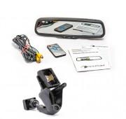 Штатное зеркало заднего вида с монитором и видеорегистратором Phantom RMS-430 DVR Full HD-26 для BYD G6, M6, S6