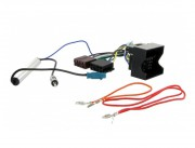 Переходник / адаптер ISO Connects2 CT20AU04 для Audi TT, A4, A3, A2 (2004-2013)