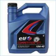 Моторное масло ELF Competition STI 10W40