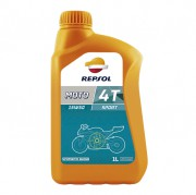 Мотоциклетное моторное масло Repsol Moto Sport 4T 15W-50