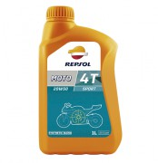 Мотоциклетное моторное масло Repsol Moto Sport 4T 20W-50