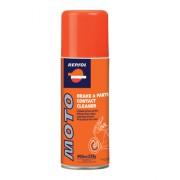 Очиститель тормозных дисков и колодок Repsol Moto Brake & Parts Contact Cleaner (аэрозоль 400ml)