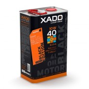 Xado (Хадо) Моторное масло Xado (Хадо) LX AMC Black Edition 10w-40 SL/CI-4