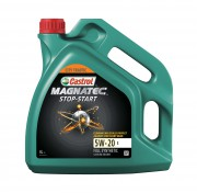 Моторное масло Castrol Magnatec Stop-Start 5W-20 E