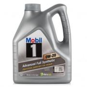 Моторна олива Mobil 1 0W-20 Advanced Fuel Economy