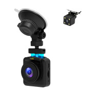 Автомобильный видеорегистратор Aspiring Proof 5 (P126FF) с дополнительной камерой и магнитным креплением