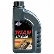 Минеральная жидкость для АКПП и ГУР Fuchs Titan ATF 4000