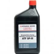 Оригинальная жидкость для АКПП Mitsubishi ATF SP III (Америка)