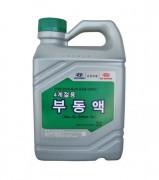 Оригинальная охлаждающая жидкость (антифриз) Hyundai / Kia (Mobis) Long Life Coolant 07100-00200, 07100-00400