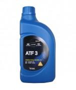 Оригинальное трансмиссионное масло Hyundai / Kia (Mobis) ATF 3 Dexron III 04500-00121