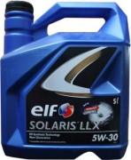 Моторное масло ELF SOLARIS LLX 5W30