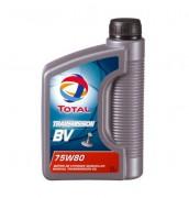 Трансмиссионное масло для МКПП Total Transmission BV 75W-80