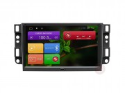 Штатная магнитола RedPower 21020B для Chevrolet Aveo T200, Captiva, Epica Android 6.0 (Marshmallow)