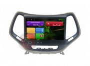 Штатная магнитола RedPower 21215B для Jeep Grand Cherokee IV WK2 2013+ (рестайлинг) Android 4.4.2