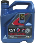 Моторное масло ELF Turbo Diesel 10W40