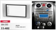 Переходная рамка Carav 11-482 для Isuzu D-Max 2006-2011, 2DIN
