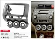 Переходная рамка Carav 11-213 для Honda Fit, Jazz 2002-2008, 2DIN