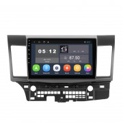 Штатная магнитола Sound Box SB-9025 2G CA для Mitsubishi Lancer X (Android 10)