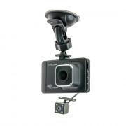 Автомобильный видеорегистратор Cyclone DVF-70 V2 Dual с камерой заднего вида