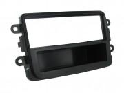 Переходная рамка Connects2 CT24DC01 для Dacia Sandero, Duster 2012-2013, 1DIN