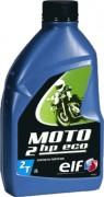 Мотоциклетное моторное масло Elf MOTO 2HP Eco (1л)
