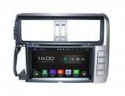 Штатная магнитола Incar AHR-2184 для Toyota Land Cruiser 150 (2010-2014) Android 5.1