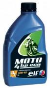 Мотоциклетное моторное масло Elf MOTO 4HP Eco 10W40