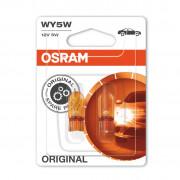 Комплект ламп накаливания Osram Original Line 2827NA-02B (WY5W)