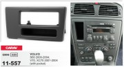 Переходная рамка Carav 11-557 для Volvo XC70, V70 2001-2004, S60 2000-2004, 1 DIN