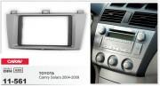 Переходная рамка Carav 11-561 для Toyota Camry Solara 2004-2009, 2 DIN
