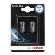 Комплект ламп накаливания Bosch Xenon Blue 1987301033 (W5W / T10)
