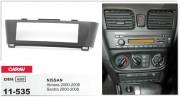 Переходная рамка Carav 11-503 для Nissan Sentra, Almera 2000-2006, 1 DIN