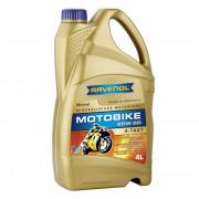 Мотоциклетна моторна олива Ravenol Motobike 4-T Mineral 20W-50