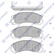 Тормозные колодки HI-Q SP1068