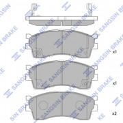 Тормозные колодки HI-Q SP1113