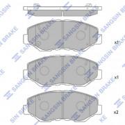 Тормозные колодки HI-Q SP1237