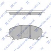Тормозные колодки HI-Q SP1360