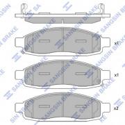 Тормозные колодки HI-Q SP1446