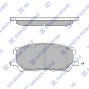 Гальмівні колодки HI-Q SP1456