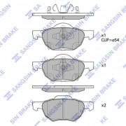 Тормозные колодки HI-Q SP1573