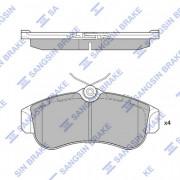 Тормозные колодки HI-Q SP1581