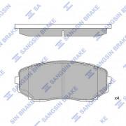 Гальмівні колодки HI-Q SP1603