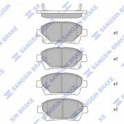 Гальмівні колодки HI-Q SP1718