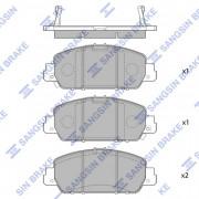 Тормозные колодки HI-Q SP1779