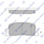 Тормозные колодки HI-Q SP2038